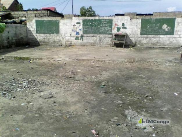 Terrain parcelle a vendre kinshasa kalamu terrain for Terrain nord