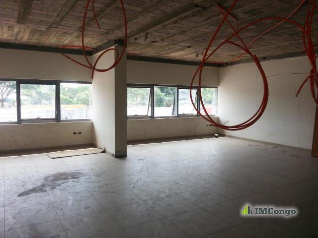 Bureau a louer kinshasa gombe bureau open space centre ville