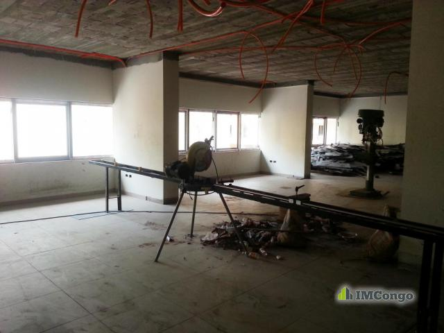 Office for rent kinshasa gombe office open space downtown