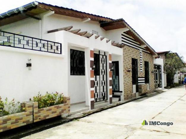 Maison villa a louer kinshasa kintambo maison de for Animateur maison de quartier