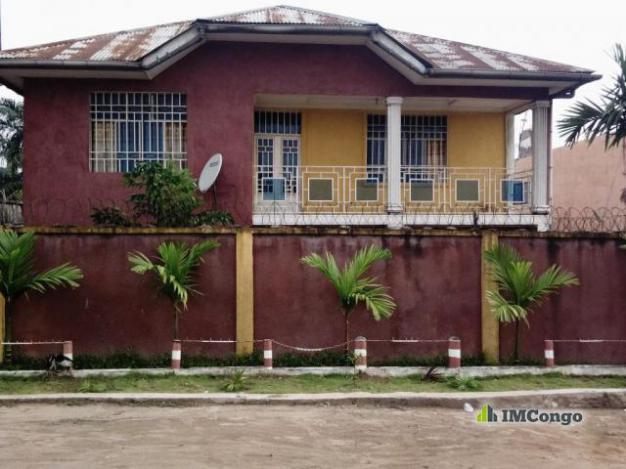 maison villa a vendre kinshasa limete maison quartier industriel. Black Bedroom Furniture Sets. Home Design Ideas
